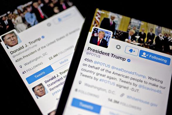Tổng thống Twitter, Facebook ở Mỹ - Ảnh 1.
