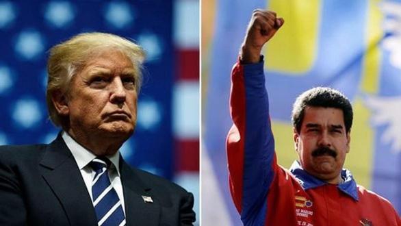 Mỹ trừng phạt công ty CEIEC Trung Quốc vì đưa tường lửa sang Venezuela - Ảnh 1.