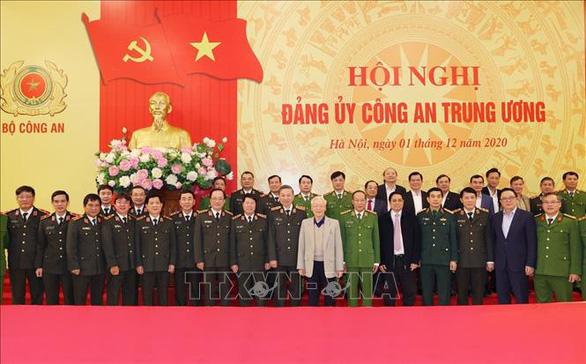 Tổng bí thư, Chủ tịch nước Nguyễn Phú Trọng: Xây dựng người công an trong sạch, lành mạnh - Ảnh 2.