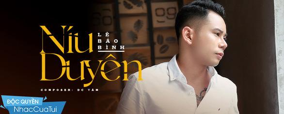 Ca sĩ Lê Bảo Bình gây bão với bài hát Níu duyên - Ảnh 1.