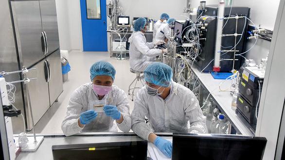 9h sáng nay 10-12, dự án thử nghiệm vắc xin COVID-19 của Việt Nam bắt đầu - Ảnh 2.
