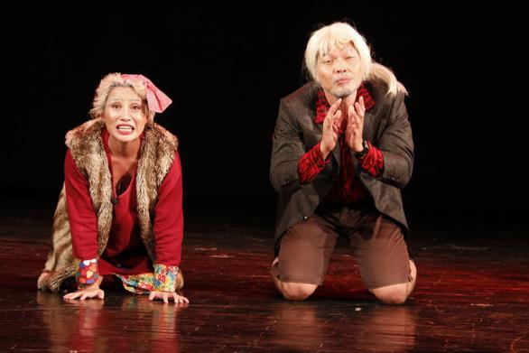 Diễn viên kịch nói trẻ: Vững nghề, khả năng nhập vai tốt - Ảnh 3.