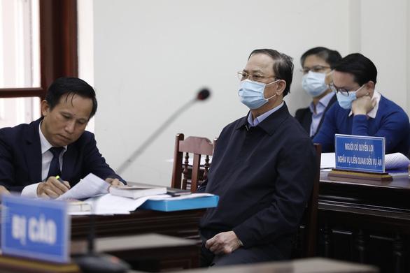 Cựu thứ trưởng Bộ Quốc phòng Nguyễn Văn Hiến kháng cáo: đề nghị không ở tù - Ảnh 1.