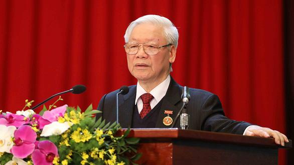 Tổng bí thư, Chủ tịch nước: Phong trào thi đua cần bổ ích, tránh hình thức, nhàm chán - Ảnh 1.