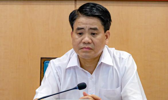 Cựu chủ tịch Nguyễn Đức Chung hầu tòa vì chủ mưu chiếm đoạt tài liệu mật - Ảnh 2.