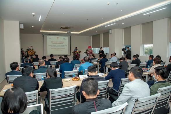 Trung tâm kỹ thuật khuôn mẫu: Địa chỉ doanh nghiệp cải thiện năng lực kỹ thuật - Ảnh 2.