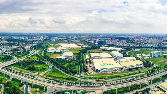 Thành phố Thủ Đức chỉ sau GRDP của Hà Nội, lớn hơn Bình Dương, Đồng Nai - Ảnh 1.