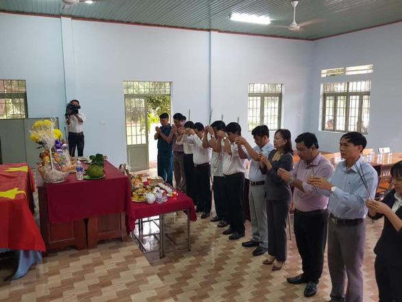Kết thúc tìm kiếm, Bình Phước quy tập được 58 hài cốt liệt sĩ - Ảnh 1.