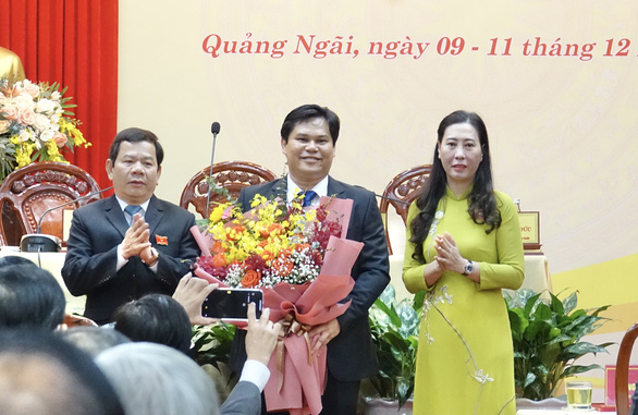 Ông Trần Phước Hiền giữ chức phó chủ tịch UBND tỉnh Quảng Ngãi - Ảnh 1.