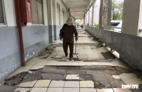 Bệnh viện tâm thần xuống cấp nghiêm trọng sắp được sửa chữa - Ảnh 1.