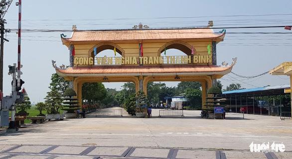 Trả hồ sơ vụ Đường Nhuệ cùng đồng phạm ăn chặn tiền hỏa táng tại Thái Bình - Ảnh 2.