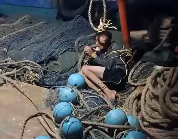Khẩn trương xác minh thông tin 4 ngư dân bị tài công chém, xô xuống biển - Ảnh 1.