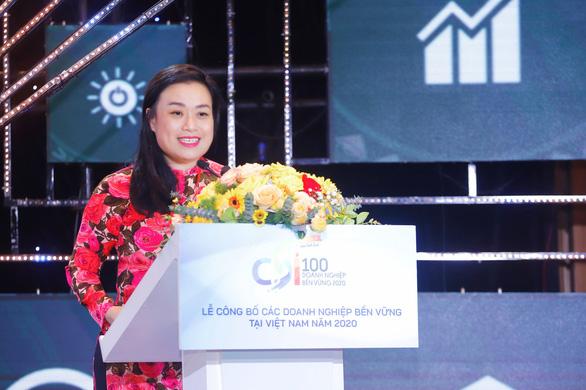 SASCO tiếp tục là doanh nghiệp dẫn đầu phát triển bền vững Việt Nam năm 2020 - Ảnh 2.