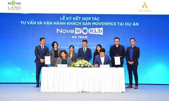 Khách sạn Movenpick của tập đoàn Accor sẽ có mặt tại Wonderland - Novaworld Ho Tram - Ảnh 1.