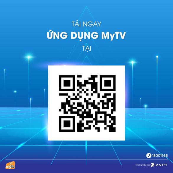 Từ A-Z dịch vụ truyền hình MyTV của Tập đoàn Bưu chính Viễn thông Việt Nam VNPT - Ảnh 2.