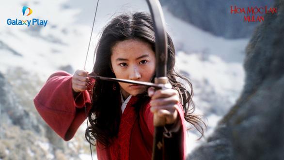 Bom tấn 200 triệu USD của Disney - Mulan công chiếu độc quyền trên Galaxy Play - Ảnh 3.