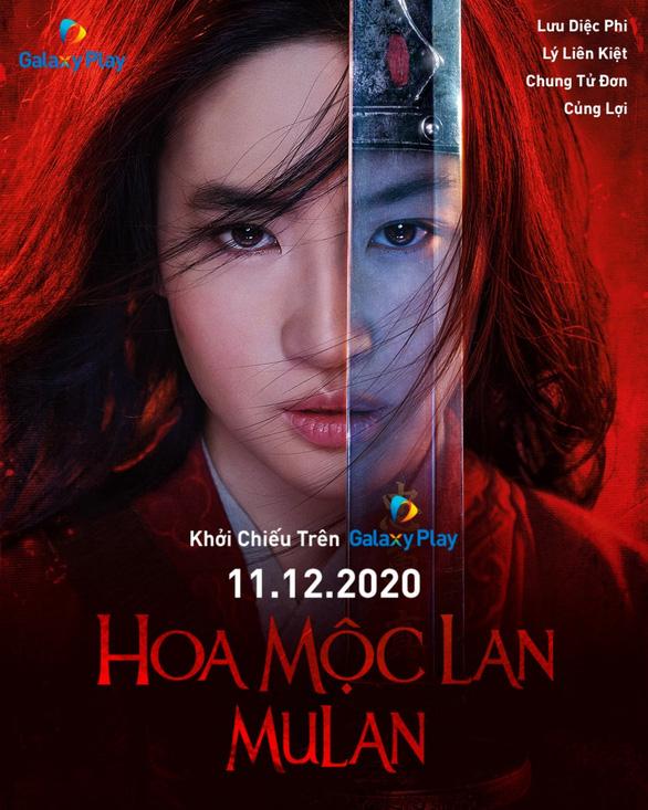 Bom tấn 200 triệu USD của Disney - Mulan công chiếu độc quyền trên Galaxy Play - Ảnh 4.