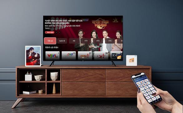 Từ A-Z dịch vụ truyền hình MyTV của Tập đoàn Bưu chính Viễn thông Việt Nam VNPT - Ảnh 4.