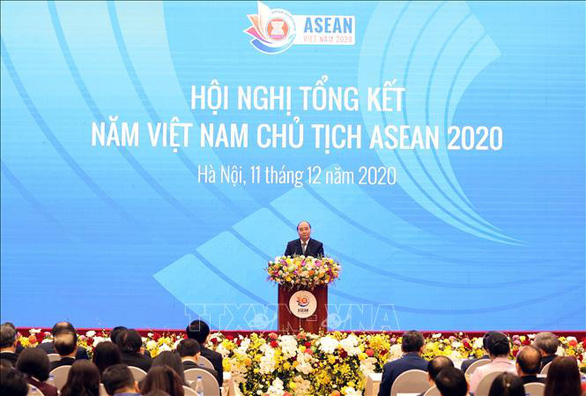 6 bài học quý từ thành công Năm chủ tịch ASEAN 2020 - Ảnh 1.