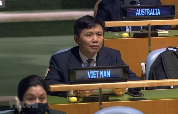 Thông điệp của Việt Nam tại cuộc họp UNCLOS: Thượng tôn luật pháp là chìa khóa giải quyết tranh chấp - Ảnh 1.
