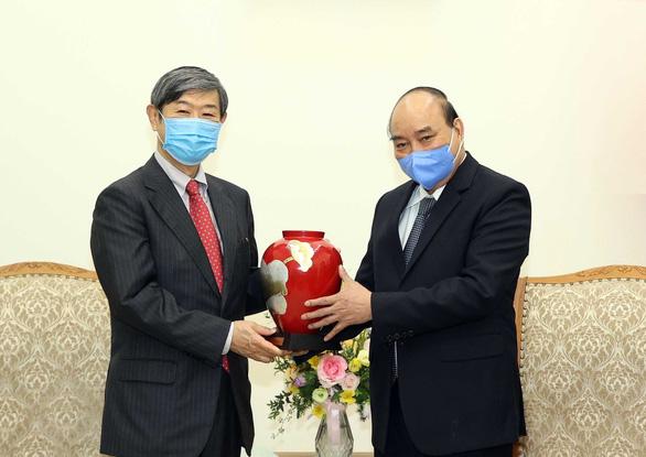 Lãnh đạo JICA: Nhật xây dựng lại chuỗi cung ứng, hướng chọn Việt Nam - Ảnh 1.