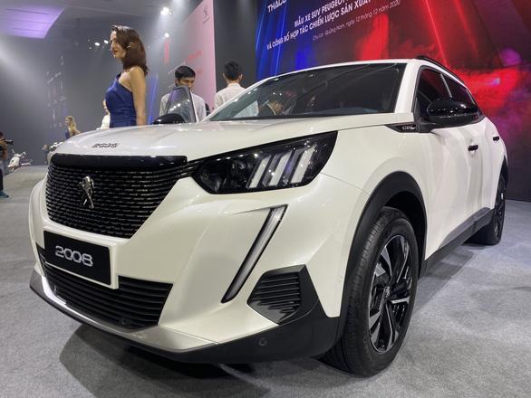 Thaco giới thiệu mẫu xe SUV Peugeot 2008 giá chỉ từ 739 triệu đồng - Ảnh 1.