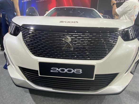 Thaco giới thiệu mẫu xe SUV Peugeot 2008 giá chỉ từ 739 triệu đồng - Ảnh 3.