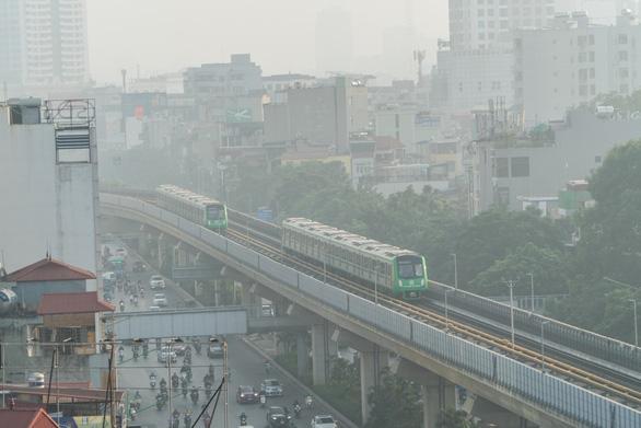 Hôm nay, chạy thử toàn hệ thống đường sắt Cát Linh - Hà Đông - Ảnh 3.