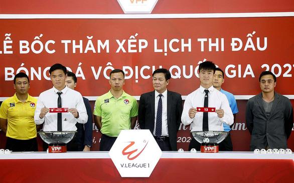 Hồi hộp chờ V-League 2021 khởi tranh - Ảnh 1.