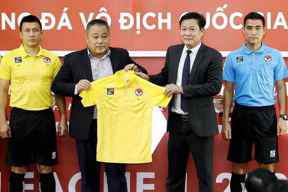 Nhà vô địch V-League 2021 được thưởng 3 tỉ đồng - Ảnh 2.