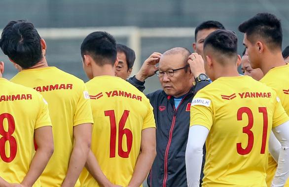 Đội tuyển Việt Nam: Chưa yên tâm với hàng công - Ảnh 1.