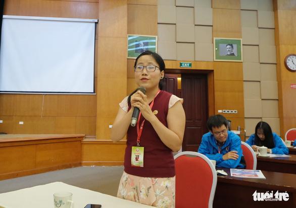 Tài năng trẻ Việt: Đừng vì nữ nộp hồ sơ mà định kiến, không cho họ thăng tiến - Ảnh 3.