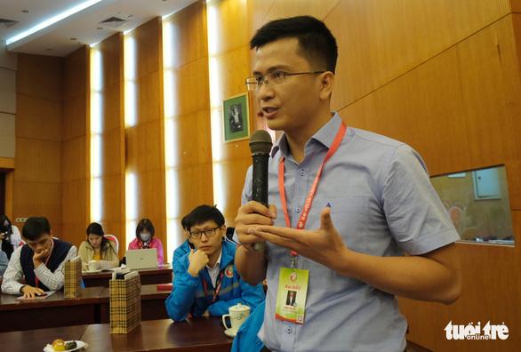 Tài năng trẻ Việt: Đừng vì nữ nộp hồ sơ mà định kiến, không cho họ thăng tiến - Ảnh 2.