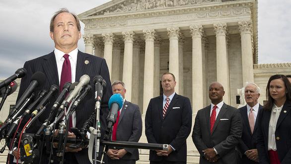 Fox News: vụ kiện Texas tận dụng quyền xét xử đầu tiên - Ảnh 1.