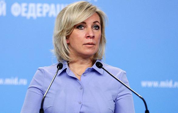 Nga tuyên bố sẽ ăn miếng trả miếng lệnh trừng phạt nhân quyền của Anh - Ảnh 1.