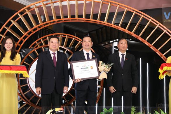 Tập đoàn Hưng Thịnh vào Top 10 doanh nghiệp bền vững tại Việt Nam 2020 - Ảnh 1.
