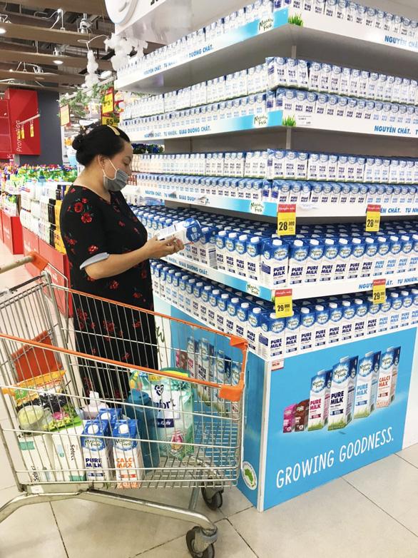 Sữa nhập khẩu: Sữa Úc & New Zealand được người Việt ưa chuộng - Ảnh 3.