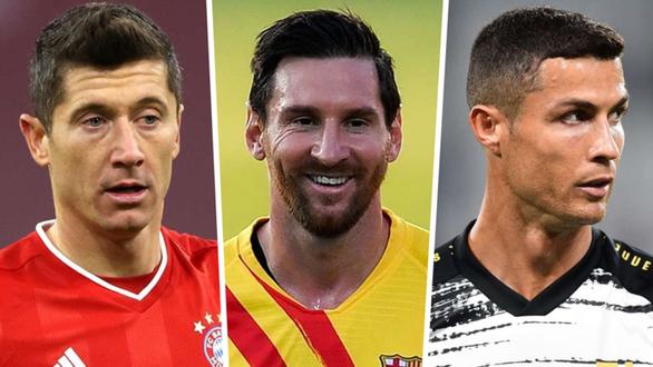 Điểm tin sáng 12-12: Ronaldo, Messi, Lewandowski tranh Giải FIFA The Best 2020 - Ảnh 1.
