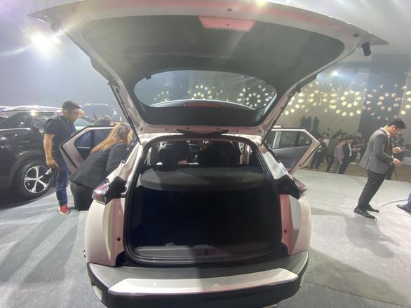 Thaco giới thiệu mẫu xe SUV Peugeot 2008 giá chỉ từ 739 triệu đồng - Ảnh 8.
