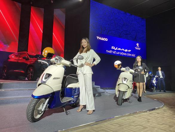 Thaco giới thiệu mẫu xe SUV Peugeot 2008 giá chỉ từ 739 triệu đồng - Ảnh 9.
