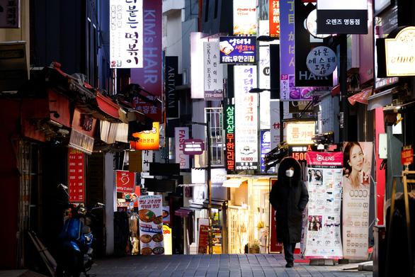 Hàn Quốc ghi nhận hơn 1.000 ca COVID-19 trong 24 giờ - Ảnh 1.