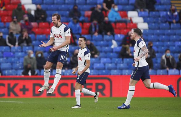 Lloris mắc sai lầm, Tottenham đánh rơi chiến thắng trước Crystal Palace - Ảnh 1.