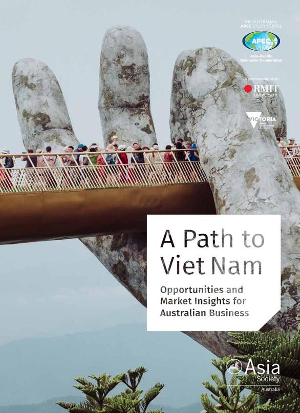 Nghiên cứu của Úc: Việt Nam là đối tác kinh tế hoàn hảo - Ảnh 1.