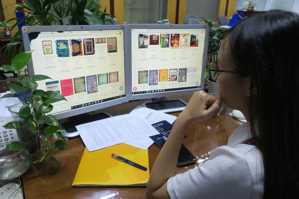 Chống sách giả trên mạng: trông cậy nhiều vào người đọc? - Ảnh 1.