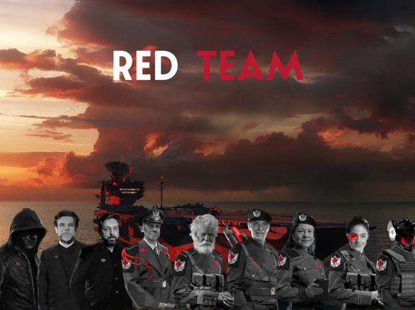Lần đầu tiết lộ Biệt đội đỏ của Bộ Quốc phòng Pháp - Ảnh 1.