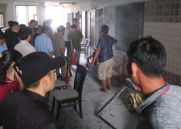 Từ ngày 1-1-2021, thí điểm giao dân phòng, dân phố tham gia chữa cháy - Ảnh 2.