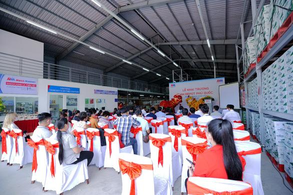MM Mega Market khai trương địa điểm kinh doanh tại Phú Quốc - Ảnh 1.