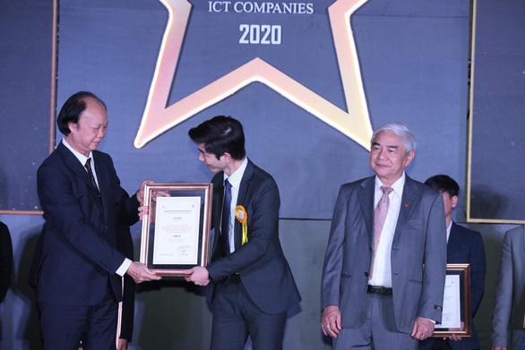 Hướng tới Việt Nam số: VNPT được vinh danh nhiều hạng mục top 10 doanh nghiệp CNTT 2020 - Ảnh 1.