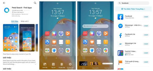 Không có Google CH Play, người dùng Huawei đã có AppGallery - Ảnh 1.