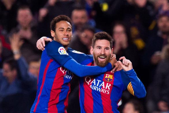 Neymar gửi lời nhắn nhủ Messi, hẹn gặp nhau tại Champions League - Ảnh 1.